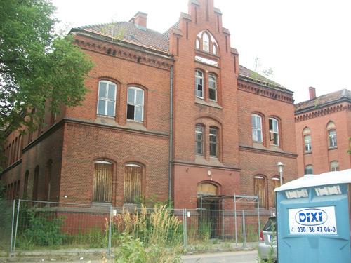 Rote Kasernen Potsdam